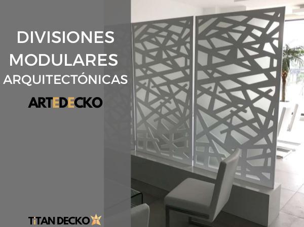 CATÁLOGO DIVISIONES ARQUITECTÓNICAS. ARTEDECKO - TITAN DECKO 2018 CATÁLOGO DIVISIONES ARQUITECTÓNICAS (1)-ilovepdf-c