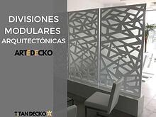 CATÁLOGO DIVISIONES ARQUITECTÓNICAS. ARTEDECKO - TITAN DECKO 2018