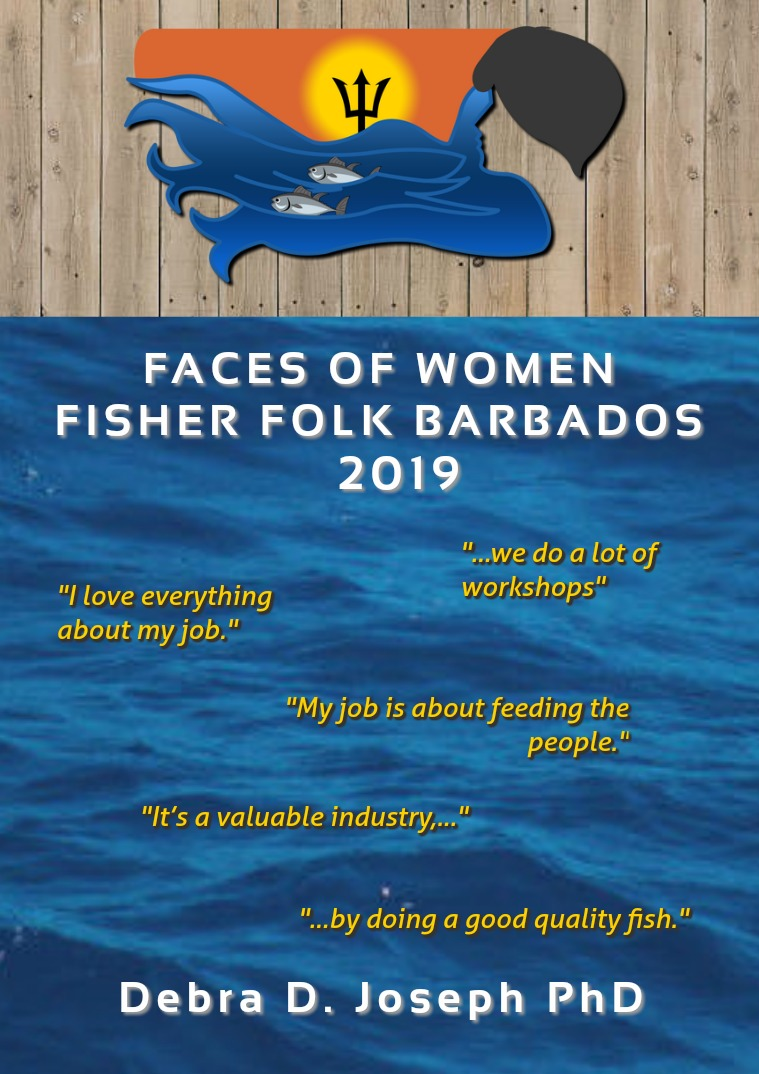 Faces Of Women Fisher Folk Barbados Magazine 1