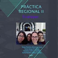 Práctica Regional I  Ecatepec de Morelos