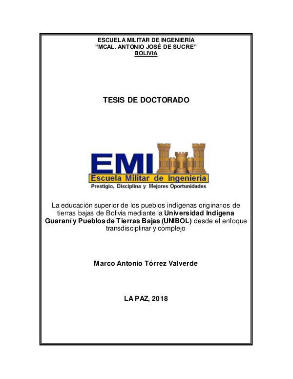Mi primera revista DEFENSA PDF CARATULA Y ESTRUCTURA TESIS 29 MAYO 18