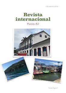 Revista internacional sobre Paraty-RJ