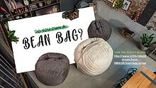 Do you own a bean bag?