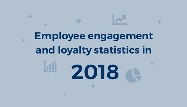 Employee Engagement and Loyalty Statistics 2018 ebook