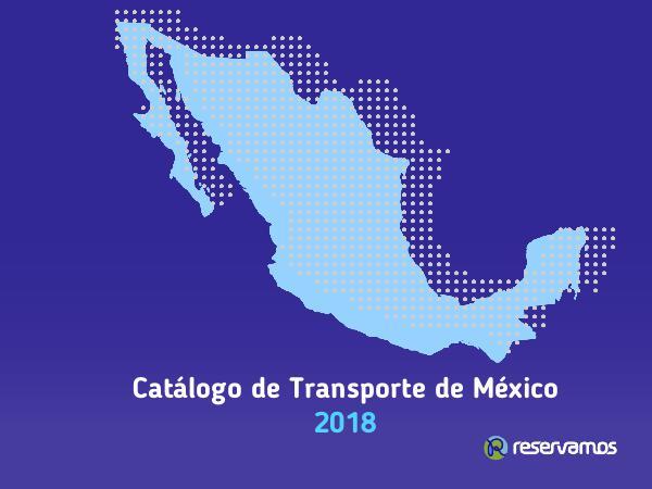 CATÁLOGO DE TRANSPORTE DE MÉXICO LOS MAYITOS