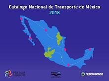 Catálogo Nacional de Transporte de México