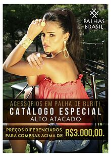 Catálogo Palhas Brasil