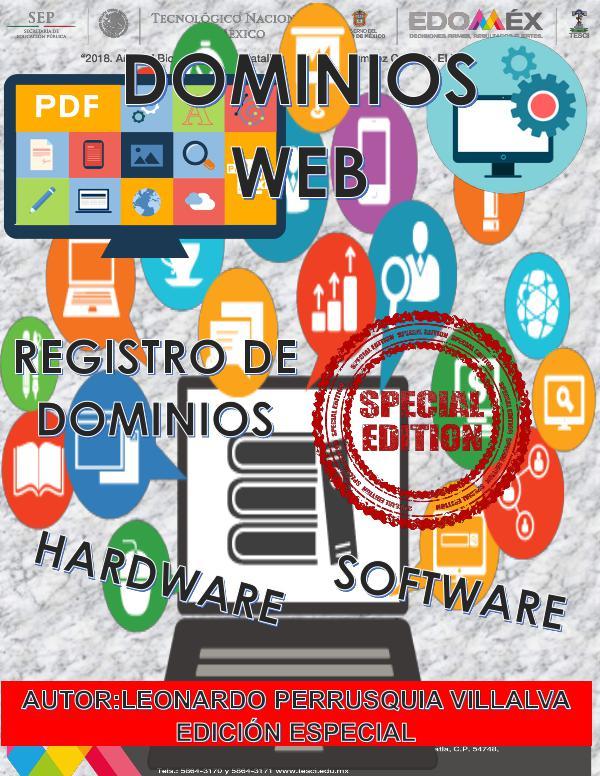 DOMINIOS WEB Dominio WEB LEO