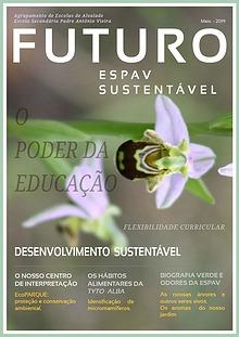 """Magazine """"FUTURO ESPAV SUSTENTÁVEL"""""""