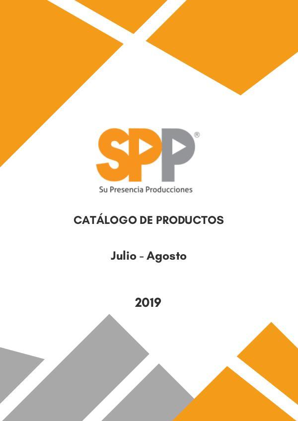 Catálogo 2019 Copia de Catálogo 2019