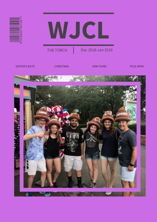 Wheeler JCL torch wjcl Feb 2019