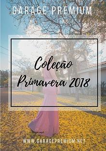 Coleção primavera 2019
