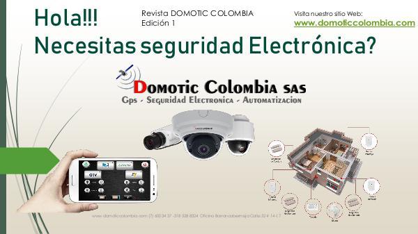 Seguridad Electronica Revista Electronica