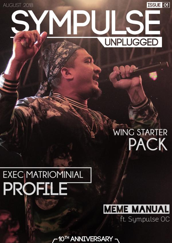 Sympulse Unplugged August Edition SU August Edition