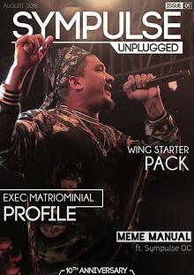 Sympulse Unplugged August Edition