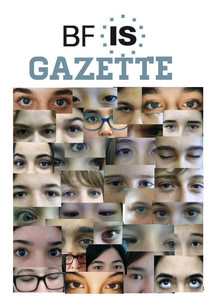 BFIS GAZETTE issue 1