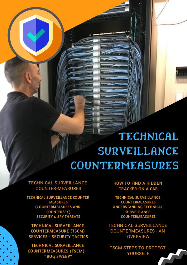 TSCM Technical Surveillance Countermeasures