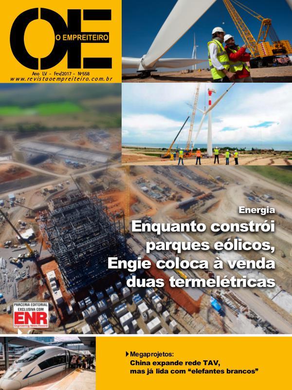 Edição 558 Fevereiro OE-558_WEB