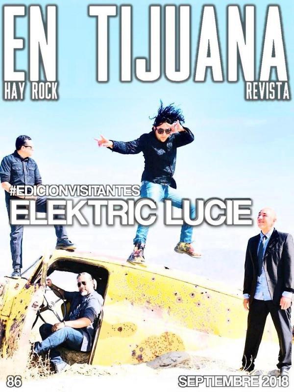 En Tijuana Hay Rock Revista - Edición 86