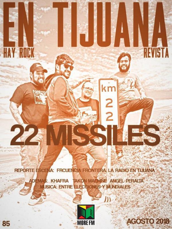 En Tijuana Hay Rock Revista - Edición 85
