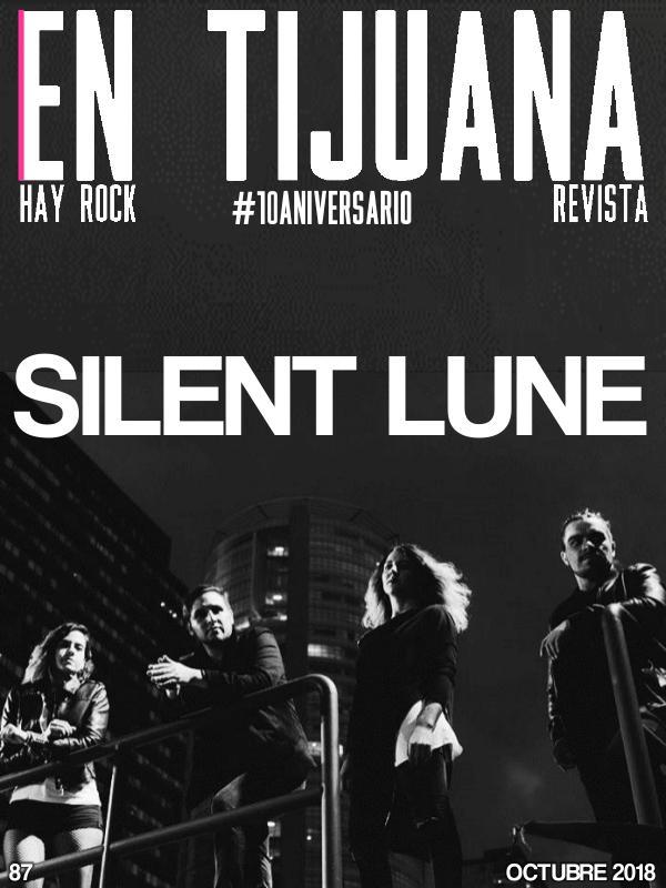 EN TIJUANA HAY ROCK REVISTA - EDICIÓN 87 En Tijuana Hay Rock - Edición 87