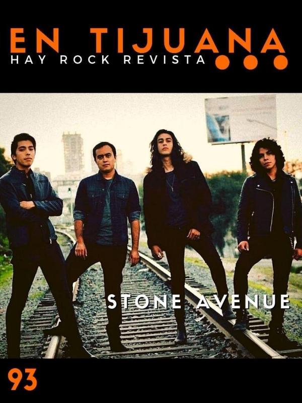EN TIJUANA HAY ROCK REVISTA - EDICIÓN 93 En Tijuana Hay Rock Revista - Edición 93