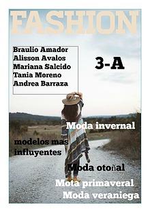 Mi primera revista