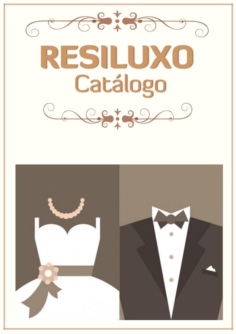 Catálogo Resiluxo Catálogo Resiluxo