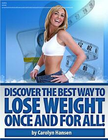 Carolyn Hansen The Weight Loss Motivation Bible PDF EBook