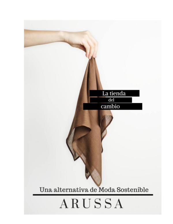 Revista Arussa, la tienda del cambio. Revista Arussa