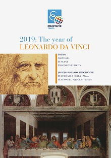 2019: Year of Leonardo Da Vinci