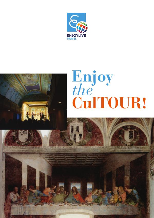 Enjoylive Travel Catalogues Enjoy the Cultour