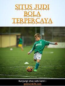 Situs Judi Bola Terpercaya  goldwin678.com   WHATS APP 85589825761
