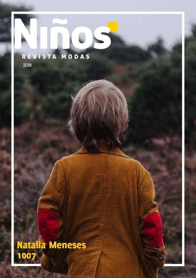 Mi primera revista MODA INFANTIL