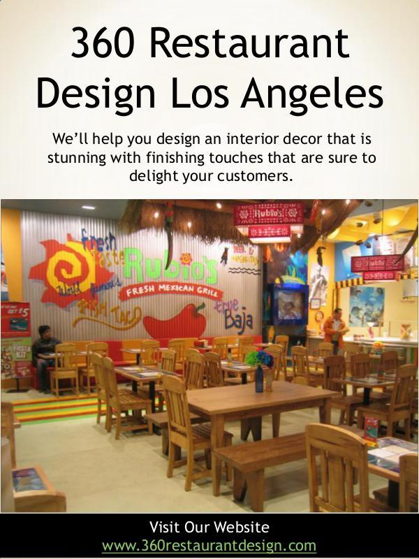 360 Restaurant Design Los Angeles 360 Restaurant Design Los Angeles