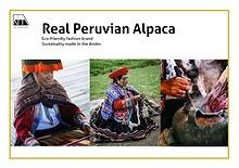 Real Peruvian Alpaca Catalogue