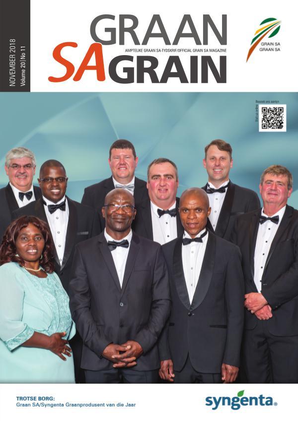 Magazine SA Graan November 2018