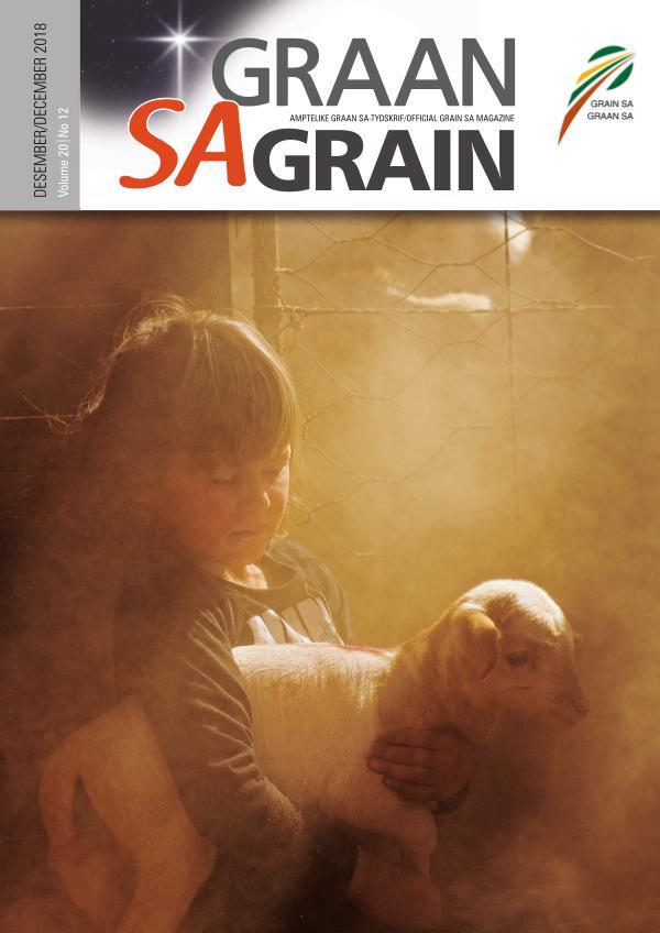 Magazine SA Graan/Grain December 2018
