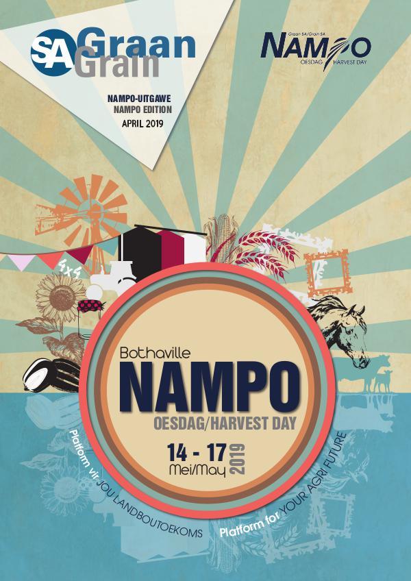 Magazine NAMPO Uitgawe 2019