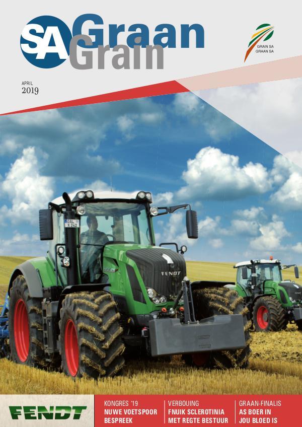 Magazine SA Graan April 2019
