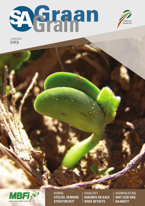Magazine SA Grain July 2019