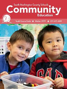 Youth Enrichment Winter Catalog - South Washington County Schools
