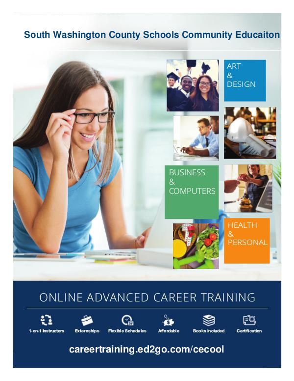 Online Learning - Advanced Career Training Ed2Go Online Learning - Advanced Career Training