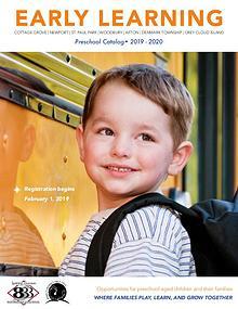 ISD833 Preschool 2019/20 Catalog