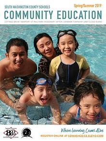 Community Education Spring/Summer 2019 Catalog