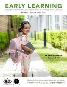 ISD833 Preschool 2020/2021