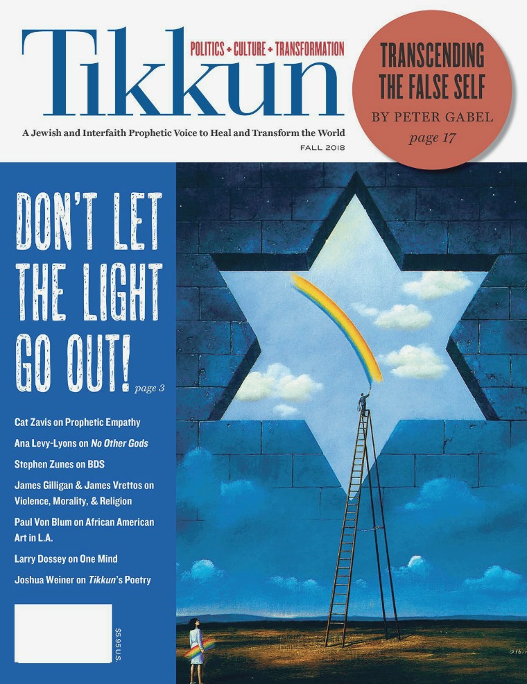Tikkun Fall 2018 (33.4)