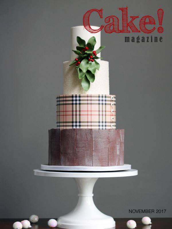 Cake! magazine by Australian Cake Decorating Network November 2017