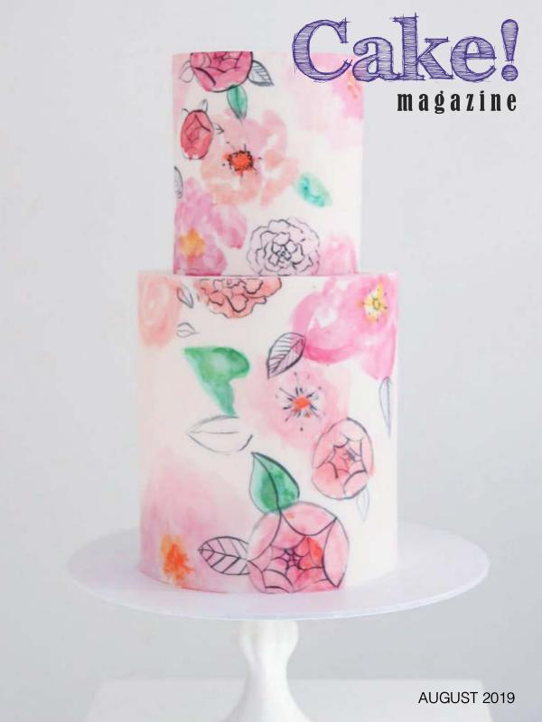 Sept 2019 Cake! Magazine