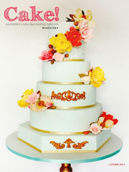 Cake! magazine Download and Print Autumn 2014
